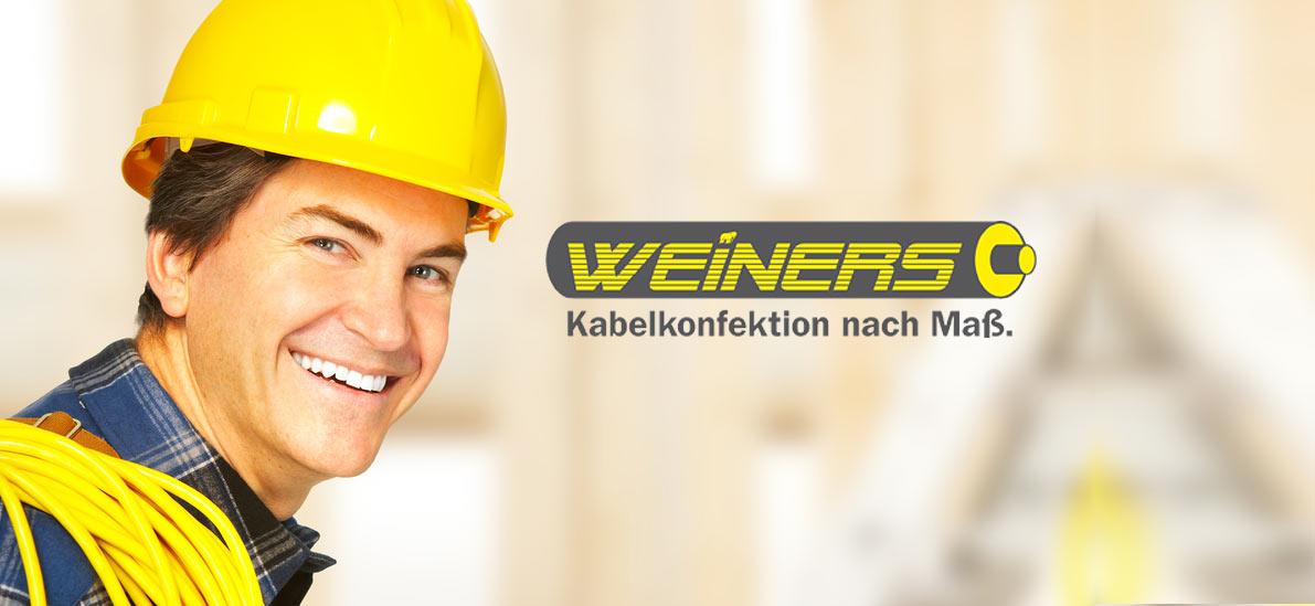 Webdesign für Weiners